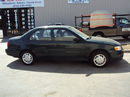 2001 TOYOTA COROLLA 4 DOOR SEDAN CE MODEL 1.8L AT FWD COLOR GREEN STK Z13429