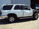 1999 TOYOTA 4RUNNER SUV SR5 MODEL 3.4L V6 AT 2WD COLOR WHITE STK Z13437