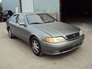 1993 LEXUS GS300 MODEL 4 DOOR SEDAN 3.0L AT 2WD COLOR SILVER STK Z13440