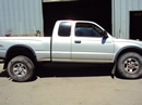 2000 TOYOTA TACOMA XTRA CAB PRE-RUNNER MODEL WITH TRD OPTION 3.4L V6  AT 2WD COLOR SILVER STK Z13447