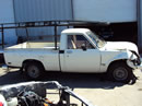 1981 TOYOTA PICK UP TRUCK REGULAR CAB 2.4L CARBURETOR MT 5SPEED 2WD COLOR WHITE Z13465