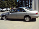 1997 TOYOTA CAMRY 4 DOOR SEDAN XLE MODEL 3.0L V6 AT FWD COLOR SILVER Z13466