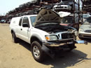 2004 TOYOTA TACOMA XTRA CAB SR5 PRE-RUNNER MODEL 3.4L V6 AT 2WD COLOR WHITE Z14727