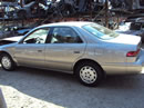 1998 TOYOTA CAMRY 4 DOOR SEDAN LE MODEL 2.2L FEDERAL  EMISSIONS AT FWD COLOR SILVER Z14736