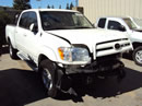 2005 TOYOTA TUNDRA CREW CAB LIMITED MODEL 4.7L V8 AT 2WD COLOR WHITE Z14752