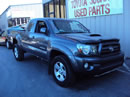 2009 TOYOTA TACOMA ACCESS CAB 4 DOOR SR5 PRE-RUNNER MODEL WITH TRD PACKAGE 4.0L V6 AT 5SPEED 2WD COLOR GRAY Z13540