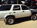 1990 TOYOTA 4RUNNER SR5 MODEL 3.0L V6 AT 4X4 COLOR WHITE Z14770