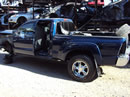 2005 TOYOTA TACOMA ACCES CAB SR5 MODEL 4.0L V6 MT 6 SPEED 4X4 COLOR BLUE Z14777