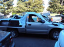 2003 TOYOTA TACOMA REGULAR CAB    MODEL 2.4LMT 2WD COLOR SILVER Z13549