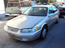 1997 TOYOTA CAMRY 4 DOOR SEDAN LE MODEL 2.2L AT FWD COLOR GOLD Z13491