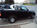 2003 TOYOTA TACOMA TRUCK REGULAR CAB DLX MODEL 2.4L MT 5SPEED 2WD COLOR BLACK Z13570