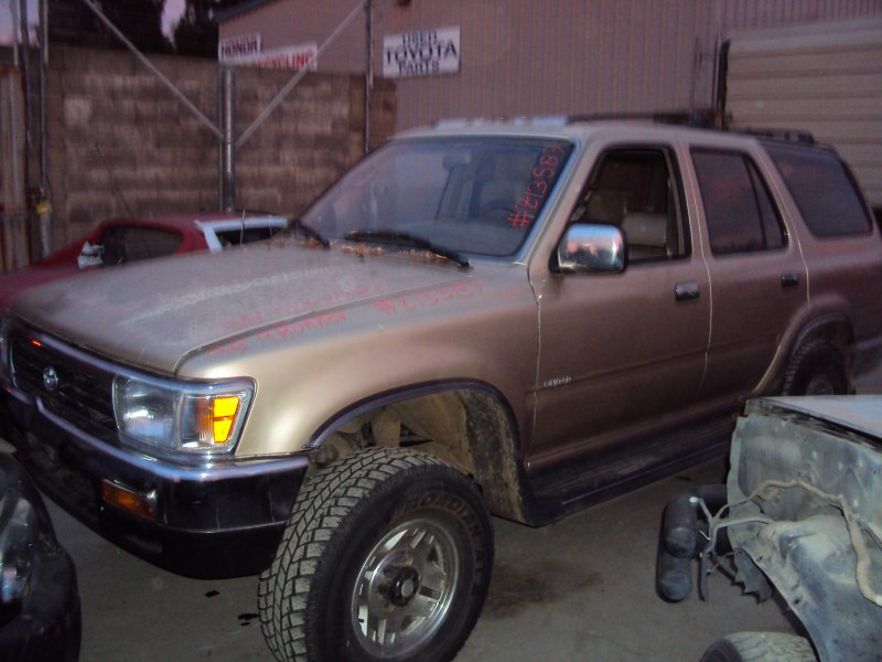Toyota Runner Used Parts Rancho Toyota Truck - 4runner truck
