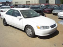 2000 TOYOTA CAMRY COLOR WHITE
