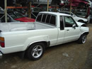 1984 TOYOTA  PICK UP TRUCK, 2X4,  WHITE STK# T09263