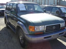1995 TOYOTA LANDCRUISER 6CYL, AUTOMATIC, COLOR GREEN STK:09261