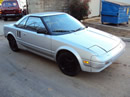 1985 TOYOTA MR2 5SP TRANSMISSION STK:Z09063