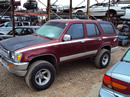 1990 TOYOTA 4 RUNNER 3.0 L , 5 SPEED TRANSMISSION , STK # T10287