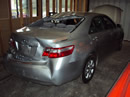 2009 TOYOTA CAMRY 4CYL , AUTOMATIC TRANSMISSION , COLOR - SILVER
