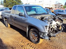 1991 TOYOTA T100 COLOR-GRAY STK# T10295