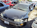1993 TOYOTA CAMRY, 4CYL. AUTOMATIC TRANSMISSION, COLOR BLACK, STK # Z10099