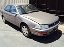 1994 TOYOTA CAMRY , 6CYL , AUTOMATIC TRANSMISSION, COLOR-GOLD STK# Z10107