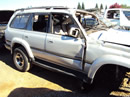 1997 TOYOTA LANDCRUISER 4.5L ENGINE, AUTOMATIC TRANSMISSION, STK#T10306