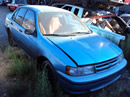 1994 TOYOTA TERCEL DX , AUTOMATIC TRANSMISSION, COLOR BLUE, STK# Z10113