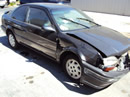 1997 TOYOTA TERCEL, 4CYL ENGINE, 3SP AUTOMATIC TRANSMISSION, COLOR BLACK, STK#Z10117