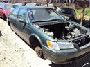 2000 TOYOTA CAMRY, 4CYL ENGINE, AUTOMATIC TRANSMISSION, COLOR GREEN , STK-Z10119