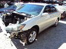 2004 TOYOTA CAMRY SE, 4CYL ENGINE, AUTOMATIC TRANSMISSION STK Z10121