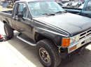 TOYOTA PICK UP TRUCK COLOR BLACK STK#T10316