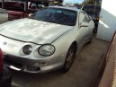1997 TOYOTA CELICA GT, 2.2L 5SPEED HTBK, COLOR SILVER, STK Z15852