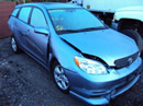 2004 TOYOTA  MATRIX  4CYL, 5 SPEED TRANSMISSION, STK # Z10132