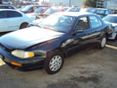 1995 TOYOTA CAMRY 4CYL, AUTOMATIC TRANSMISSION, COLOR GREEN, STK # Z10141