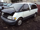 1996 TOYOTA PREVIA SUPER CHARGED, ALL WHEEL DRIVE STK # Z11151