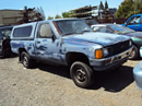 1984 TOYOTA TRUCK REGULAR CAB, 2.4 L ENGINE, MANUAL TRANSMISSION, COLOR-BLUE, STK # T11335