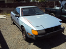 1987 TOYOTA CELICA, 2.0 L ENGINE, COLOR-BLUE , STK # Z11171
