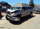 2001 TOYOTA TUNDRA COLOR SILVER STK# T11337