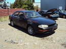 1993 CAMRY COLOR BLACK,3.0L ENGINE, AUTOMATIC TRANSMISSION, STK # Z11184