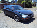 1993 TOYOTA CAMRY 3.0L, AUTOMATIC TRANSMISSION, COLOR GREEN SE MODEL STK # Z11187