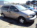 1998 TOYOTA SIENNA, COLOR BROWN, STK # Z11195