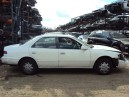 1997 TOYOTA CAMRY, 2.2L AUTO, COLOR WHITE, STK Z15881