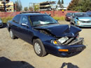 1996 TOYOTA CAMRY LE MODEL 2.2L AT COLOR BLUE STK # Z11203