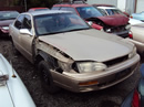1996 CAMRY LE MODEL 2.2L AT COLOR GOLD STK # Z11208