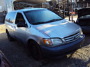 2001 TOYOTA SIENNA CE MODEL 3.0L AT FWD COLOR TAN STK Z12220