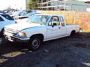 1991 TOYOTA PICK UP XTRA CAB 2.4L MT 2WD COLOR WHITE STK Z12222