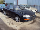 1993 TOYOTA CAMRY LE MODEL 4DOOR SEDAN 2.2L AT FEDERAL EMISSIONS COLOR BLACK STK Z12231