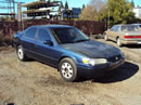 1997 TOYOTA CAMRY LE MODEL 2.2L AT COLOR BLUE STK Z12233