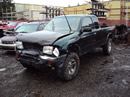 1999 TOYOTA TACOMA DELUXE MODEL XTRA CAB 3.4L MT 4X4 COLOR GREEN STK Z12238