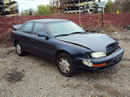 1993 TOYOTA CAMRY 4 DOOR SEDAN LE MODEL 2.2L AT FEDERAL EMISSIONS COLOR BLUE STK Z12243